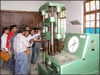 Mechanical Testing Lab