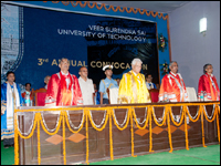 3rd Convocation in 2011