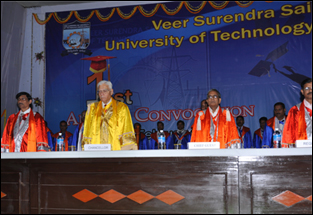 1st Convocation in 2010